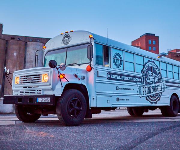 Prinzengrill Food Truck