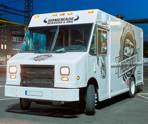 Prinzengrill Food Van